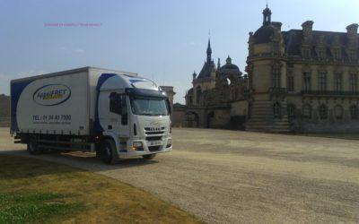 Domaine Chantilly pour Renault